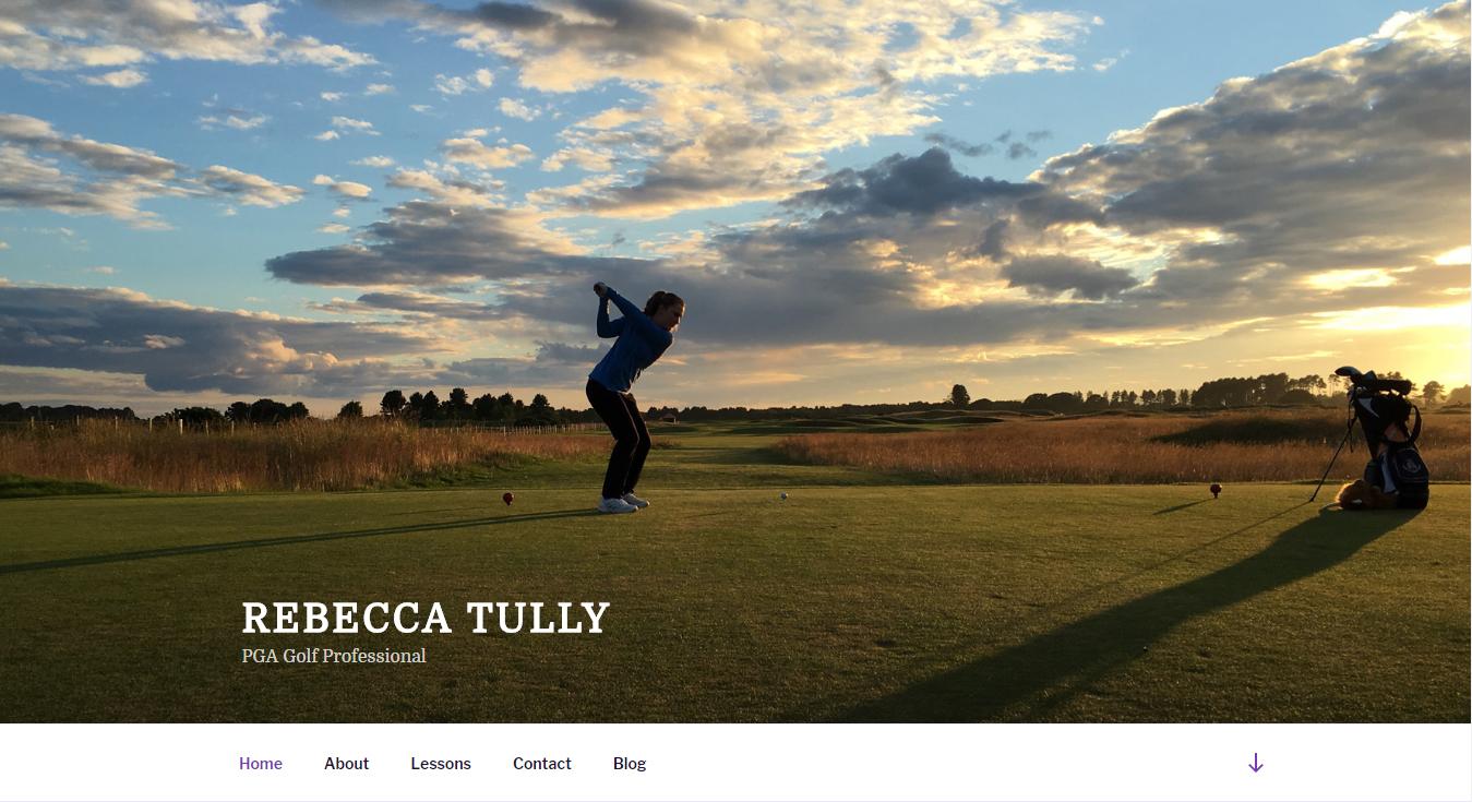 Rebecca Tully Golf